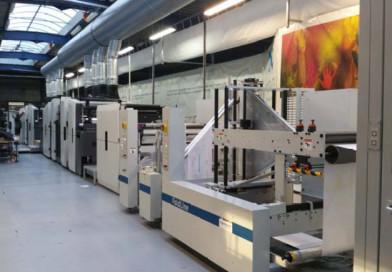 Imprimerie de l'Avesnois nimmt Digitaldrucklinie mit in Betrieb