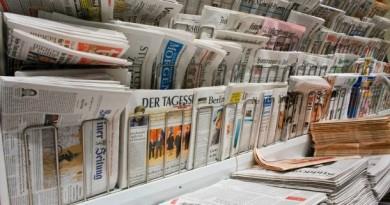 Deutschland bleibt stabilster Zeitungsmarkt