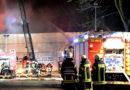 Sattler Media Press Hornburg nach Brand wieder in Produktion