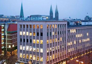Weser Kurier: Streit über die Druckerei