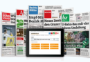 Regionalmedien Austria (RMA) wieder mit höchster Printauflage