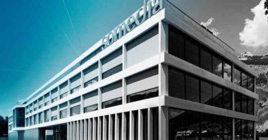 Somedia Partner AG: Neue Commander CL Zeitungsrotation auch für die Schweiz