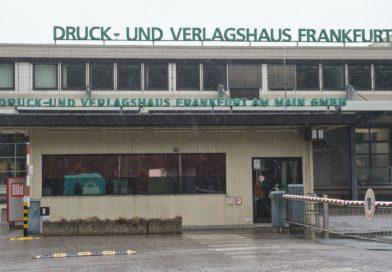 Nach 8 Jahren: Insolvenz des Druck- und Verlagshauses Frankfurt abgeschlossen