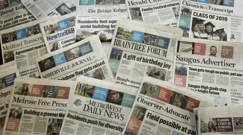 Konsolidierungswelle in den USA: Vor schwarzem Jahr für Zeitungsdrucker