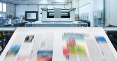 Gemeinsames Projekt: Neue LED-UV-Farbserie für den Rollendruck